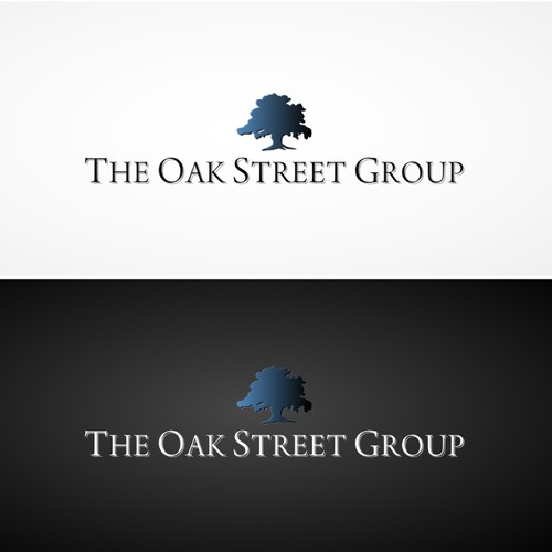 **Guaranteed** 3D Shaded/Textured Logo for The Oak Street Group