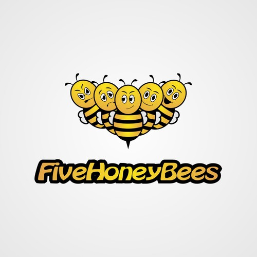 Help FiveHoneyBees.com with a new logo