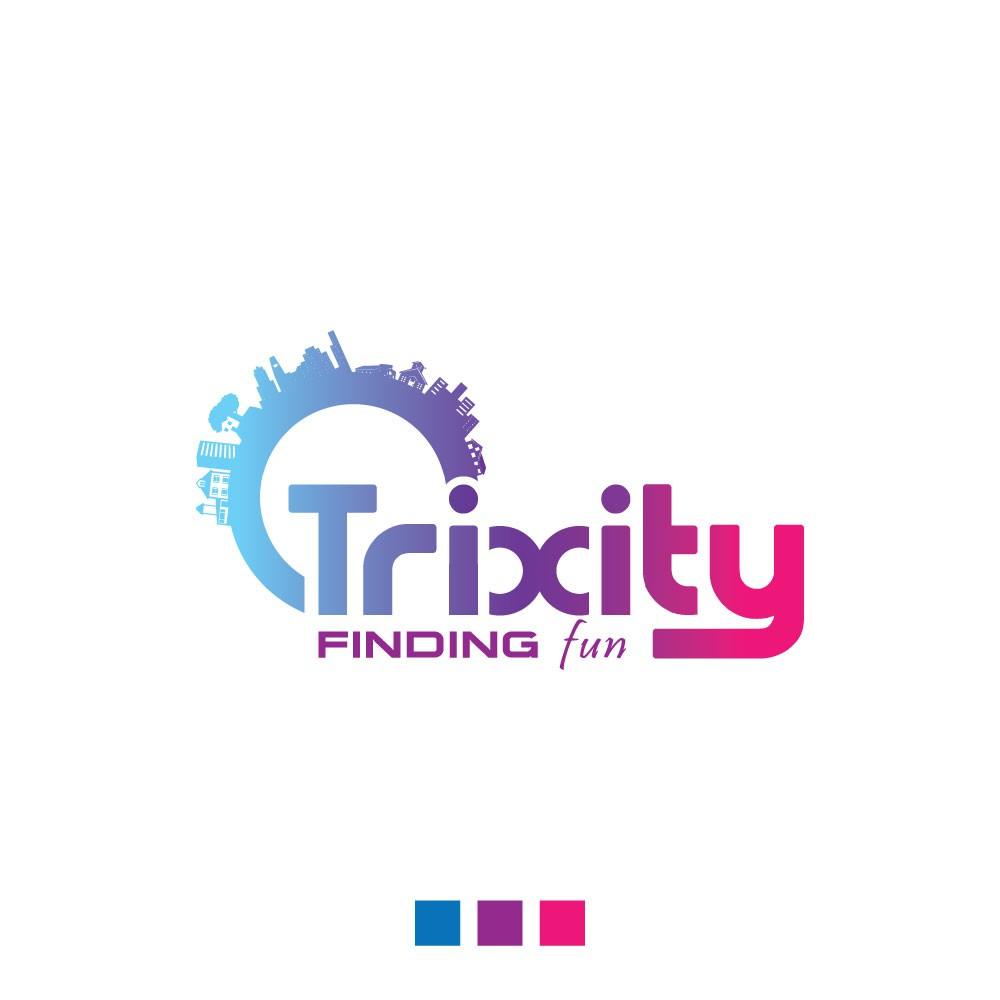 Create a logo for Trixity