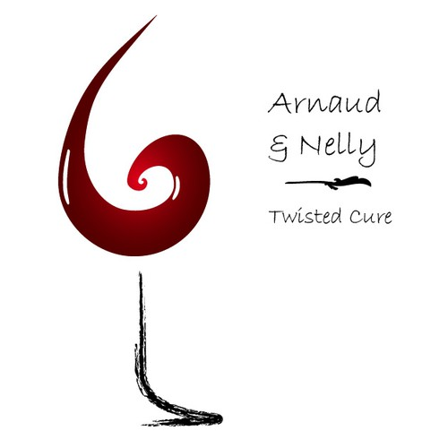 Logo for a vineyard