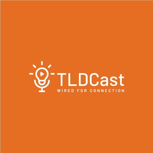 Logo for TLDCast