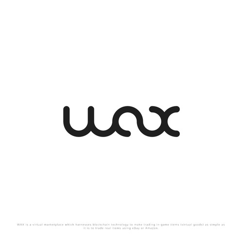 Logo for WAX