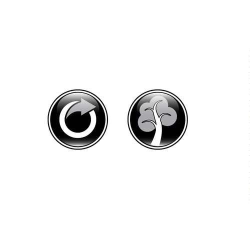 Create a button design for iPad app