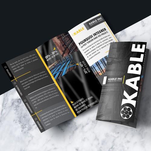 Kable Brochure