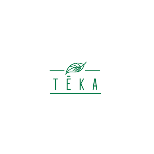 herbal products logo design