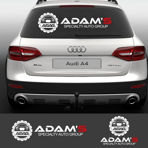 Logo für Autohändler