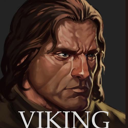 viking face