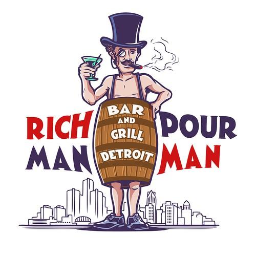Rich Man Pour Man