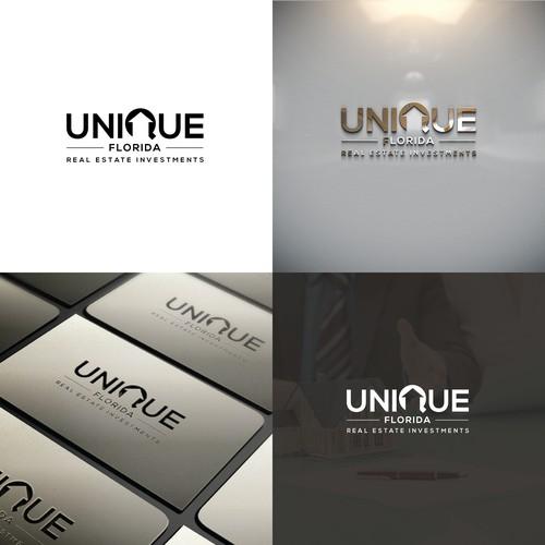 logo design for Real estate investment firm,