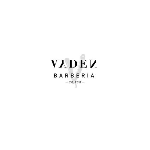 Logo concept for barbershop