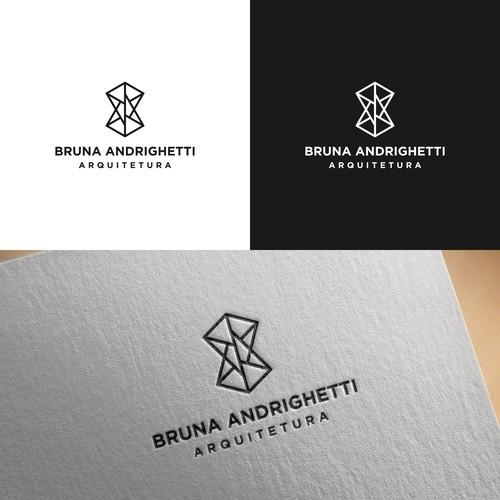 Logo concept for BRUNA ANDRIGHETTI
