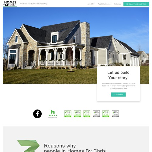 Homes By Chris