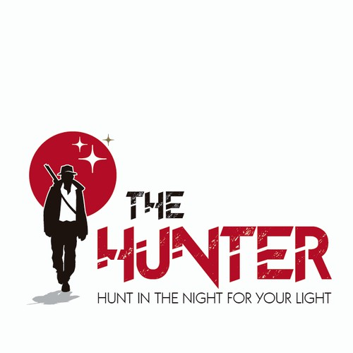 logo the hunter