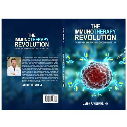 The immunotheraphy revolution cover book