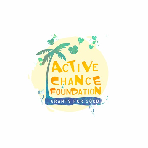 Logo design for charity foundation