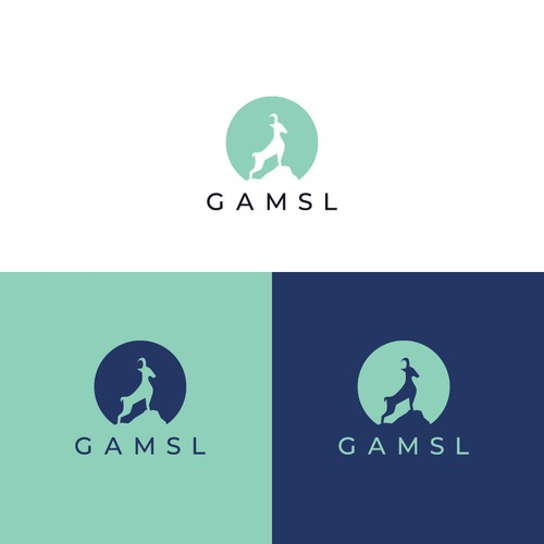 Simple and clean logo