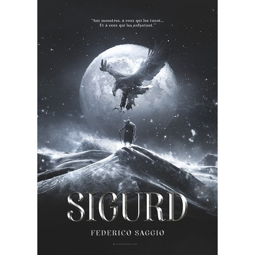 'Sigurd' book cover