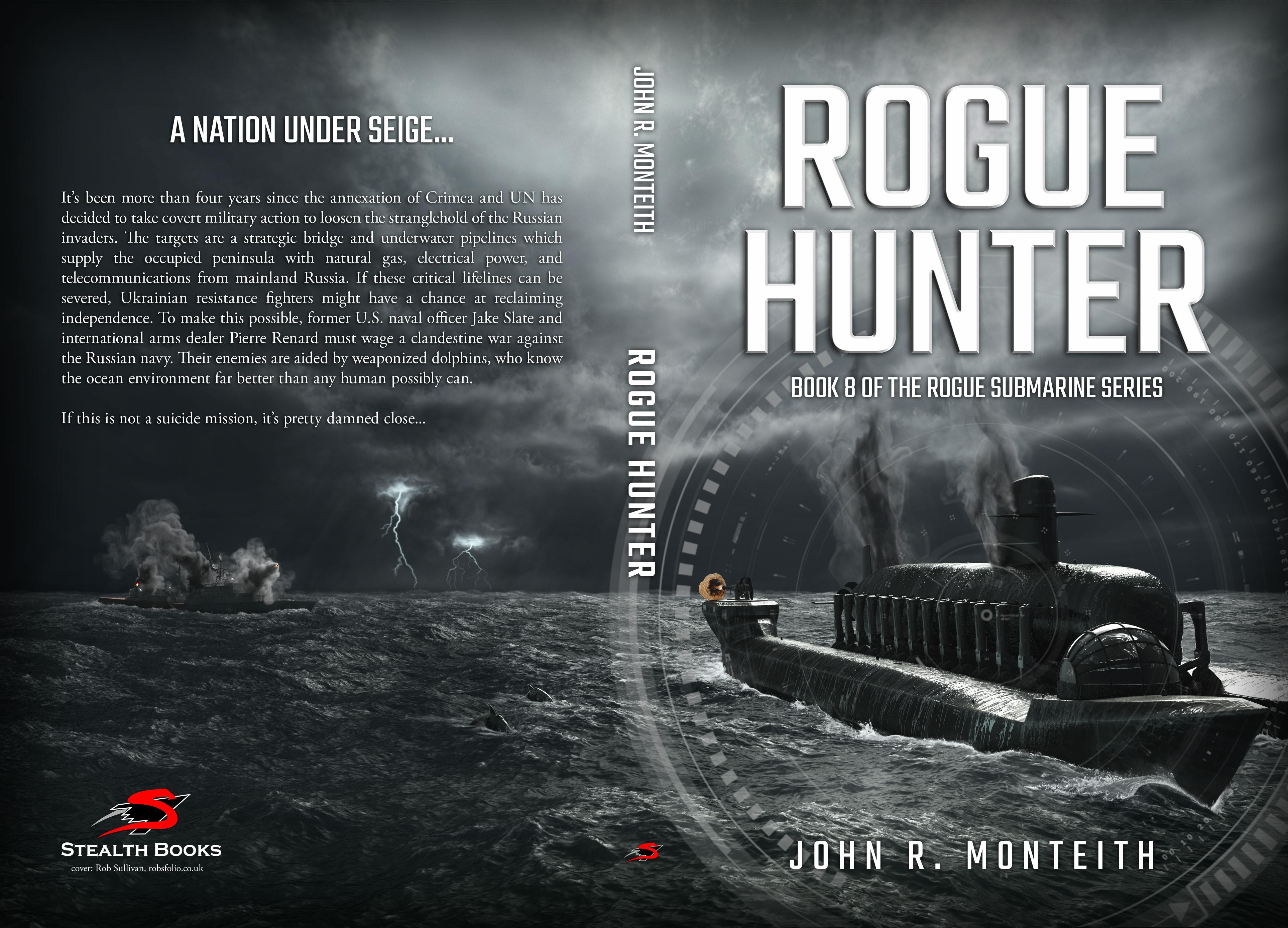 Rogue Hunter Book Cover