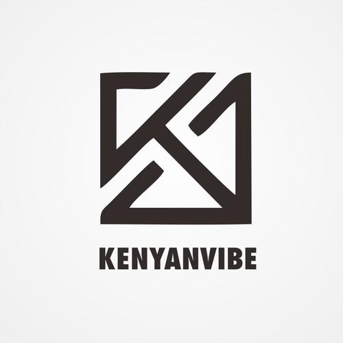Kenyan Vibe Logo