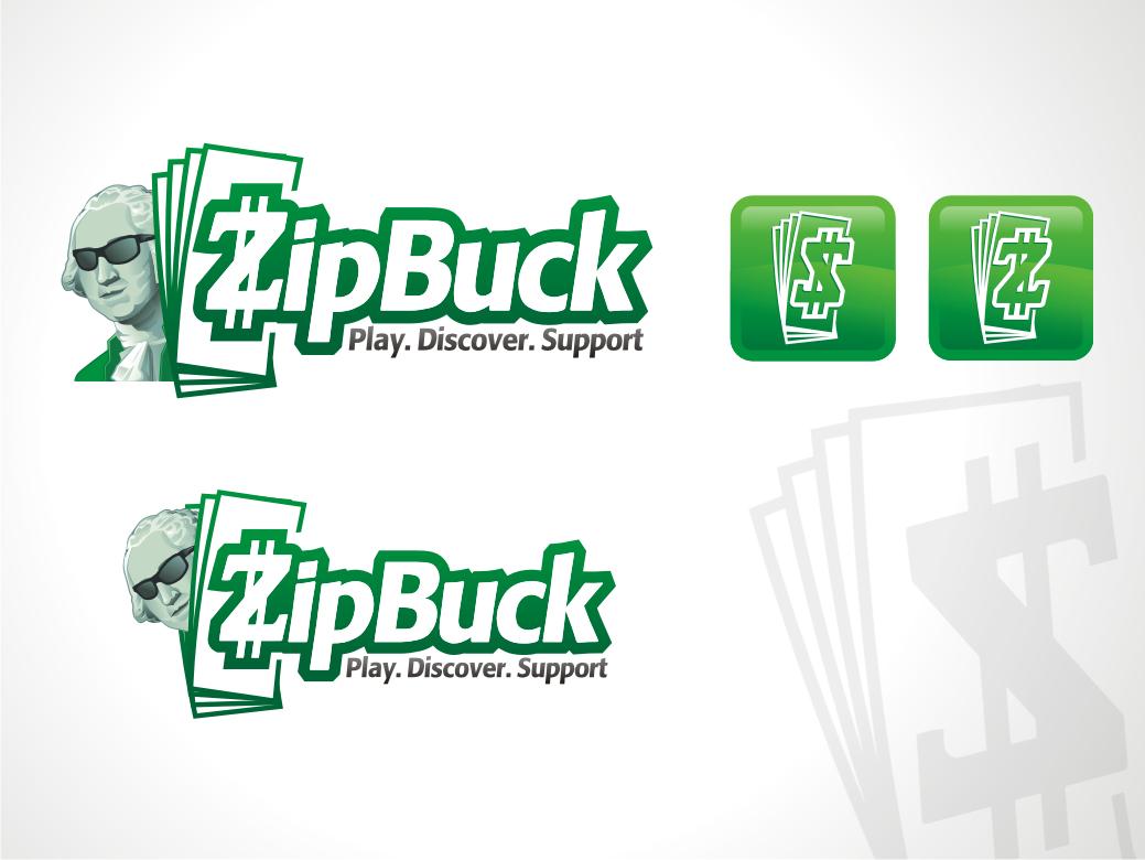 New logo wanted for ZipBuck Logo