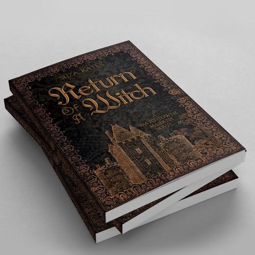 Beautiful Book Cover design ♥