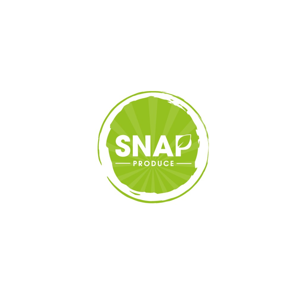 Snap Produce needs a FRESH LOGO to take to market!