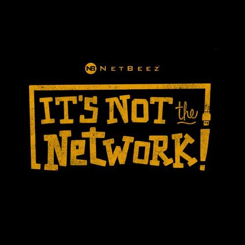 T-shirt design for tech company