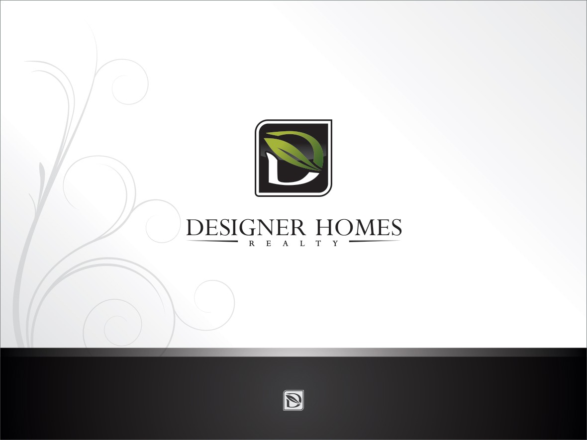 New logo wanted for Boutique Real Estate Company -Earthy/Luxurious -DESIGNER HOMES