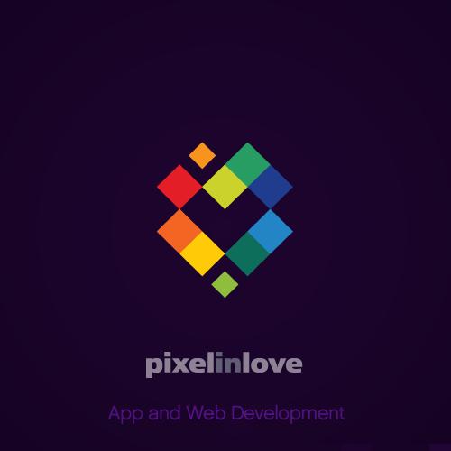 Logo design for Pixel In Love