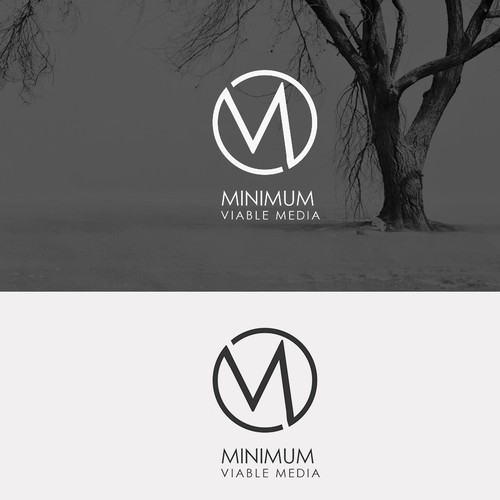 Logo Design Minimum Viable Media