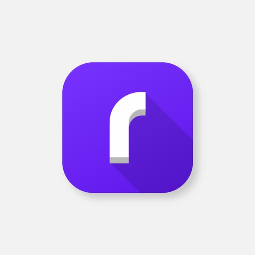 Rollo technology Shipping, Printing, Packaging app icon design