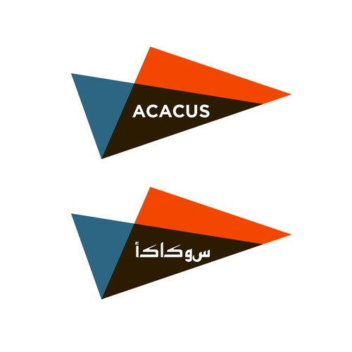 Logo for software company based in the middle east