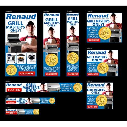 Renaud Lifestyle Products Ltd needs google display ads