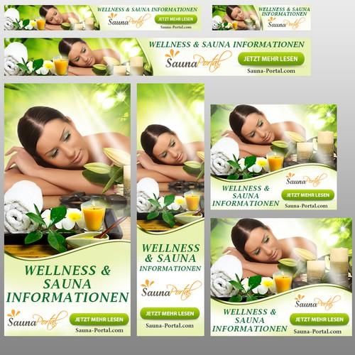 Banner for Sauna und Wellness Portal