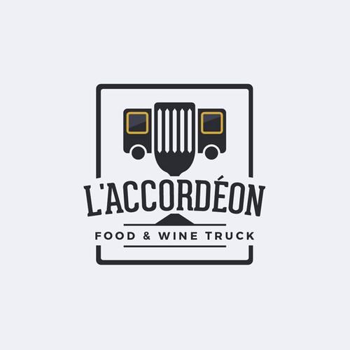 Logo Food & Wine Truck