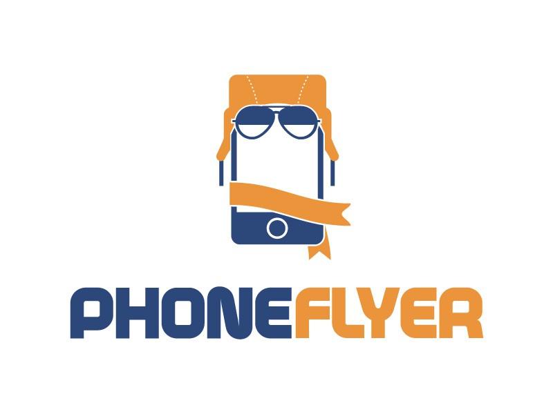 Create the next logo for Phoneflyer