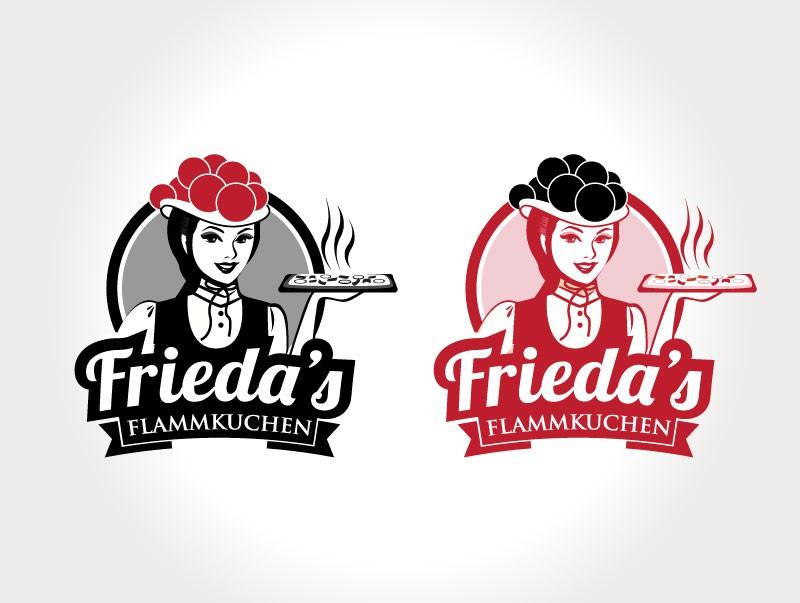 Create the next logo for Frieda's Flammkuchen