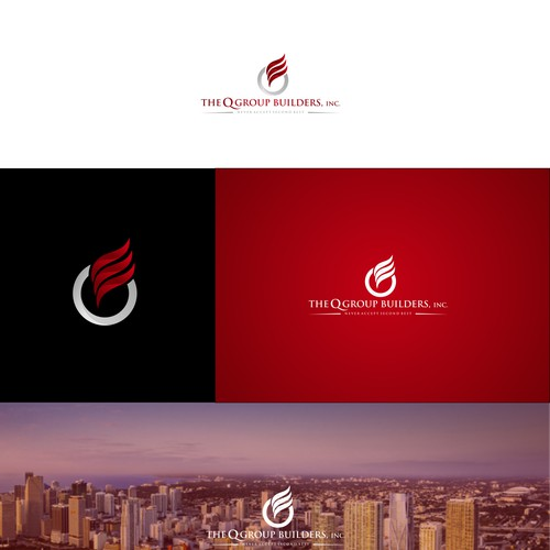 Create a captivating and iconic logo for an emerging national construction firm!