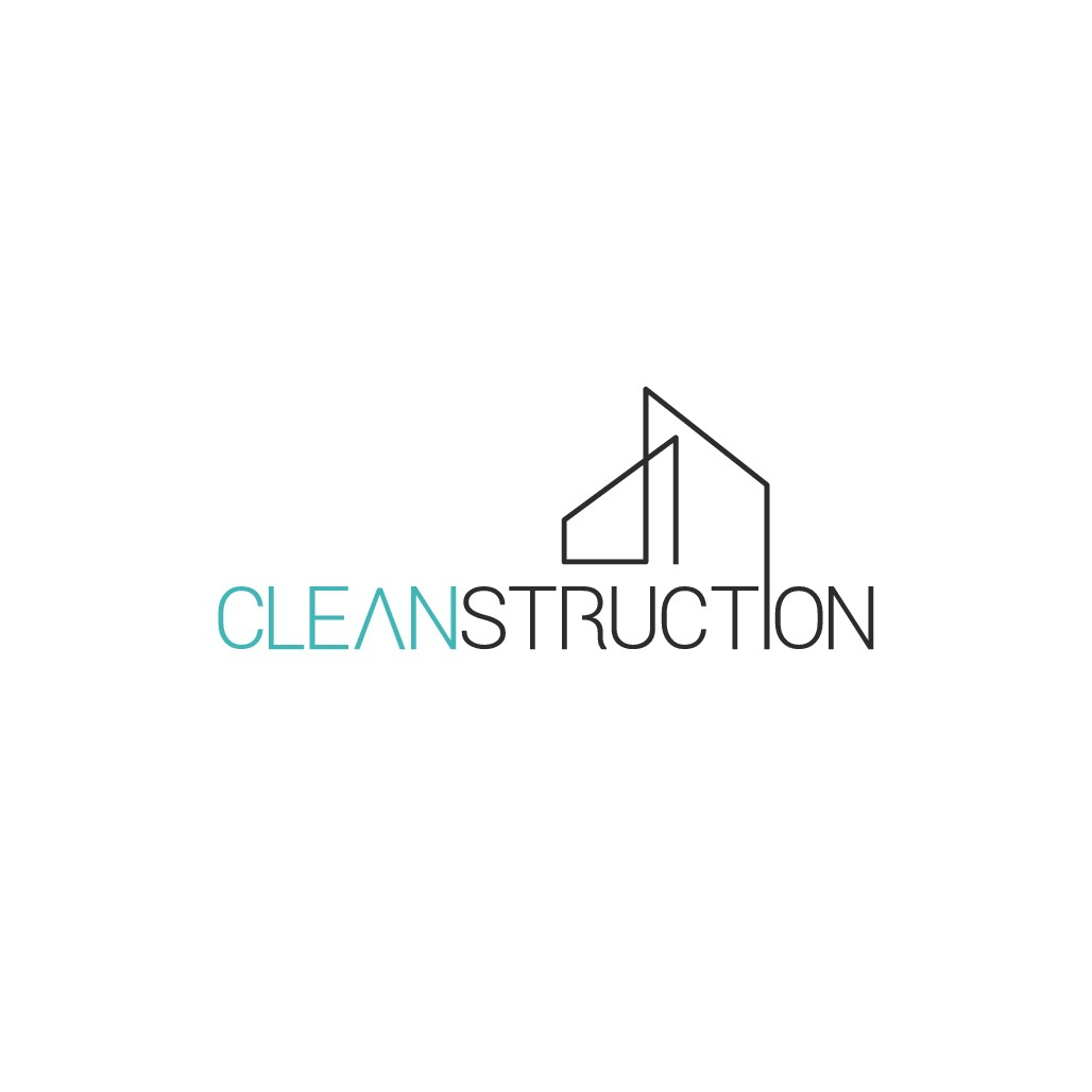 High-end construction cleaning company needs sleek logo