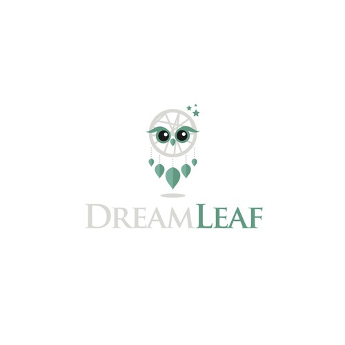 logo for Dream Leaf