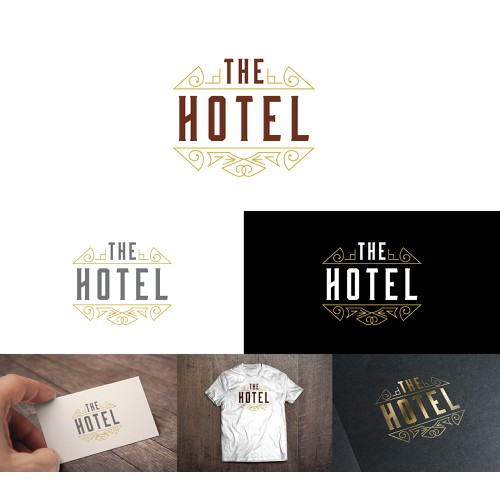 logo for escape hotel