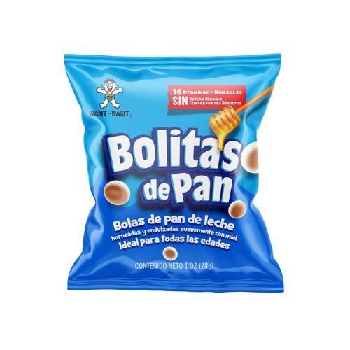 Bolitas de Pan