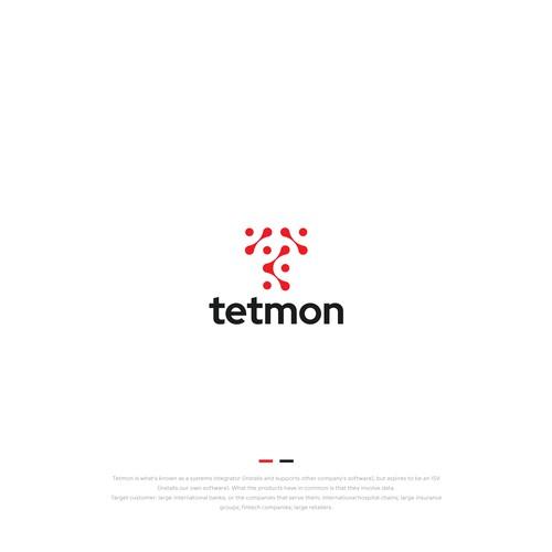 Tetmon Logo Design