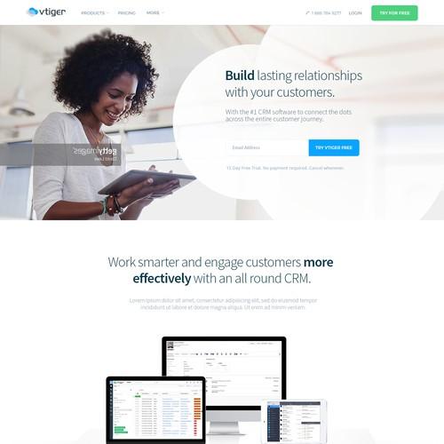 Vitger Captivating Website Design