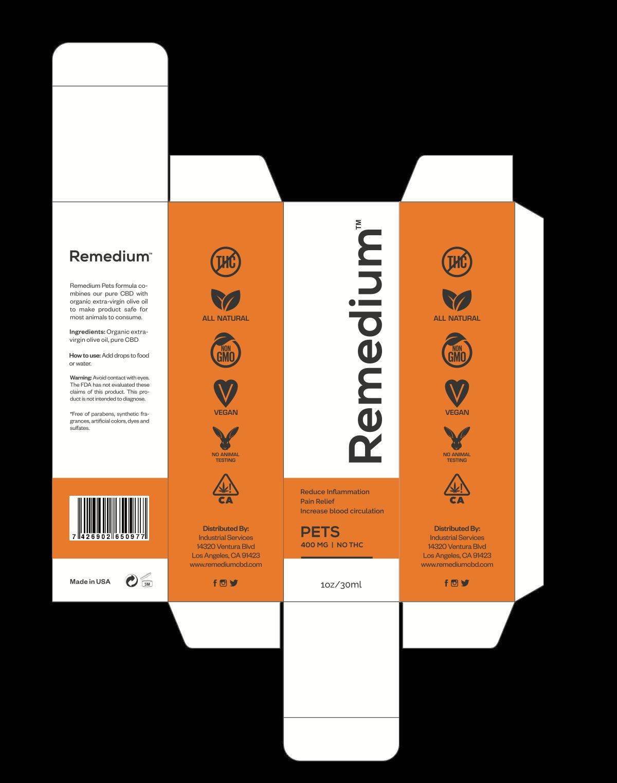 Design a womens CBD skin repair oil for Remedium