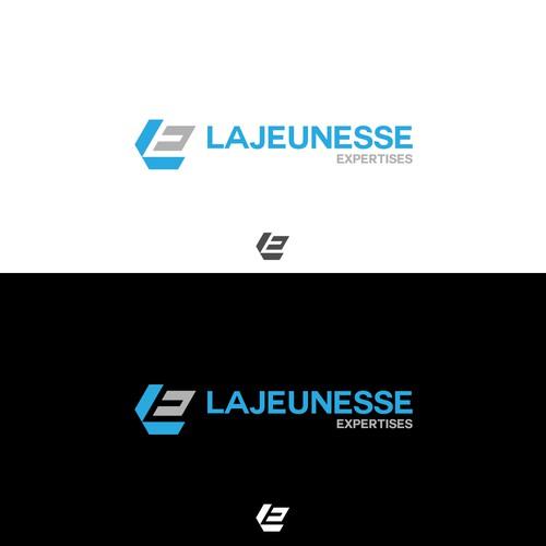 LE concept logo