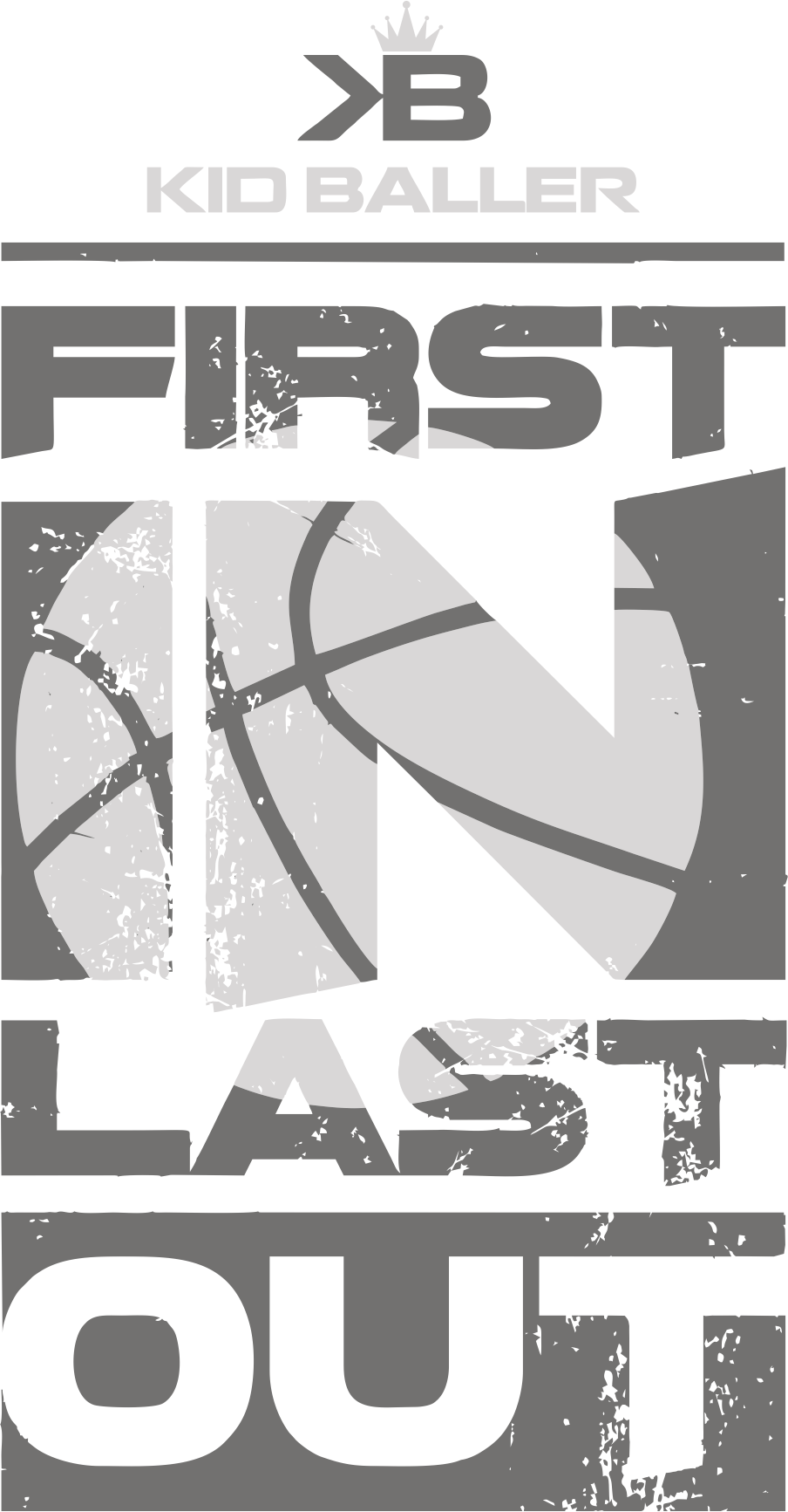 Kid Baller Basketball lifestyle brand
