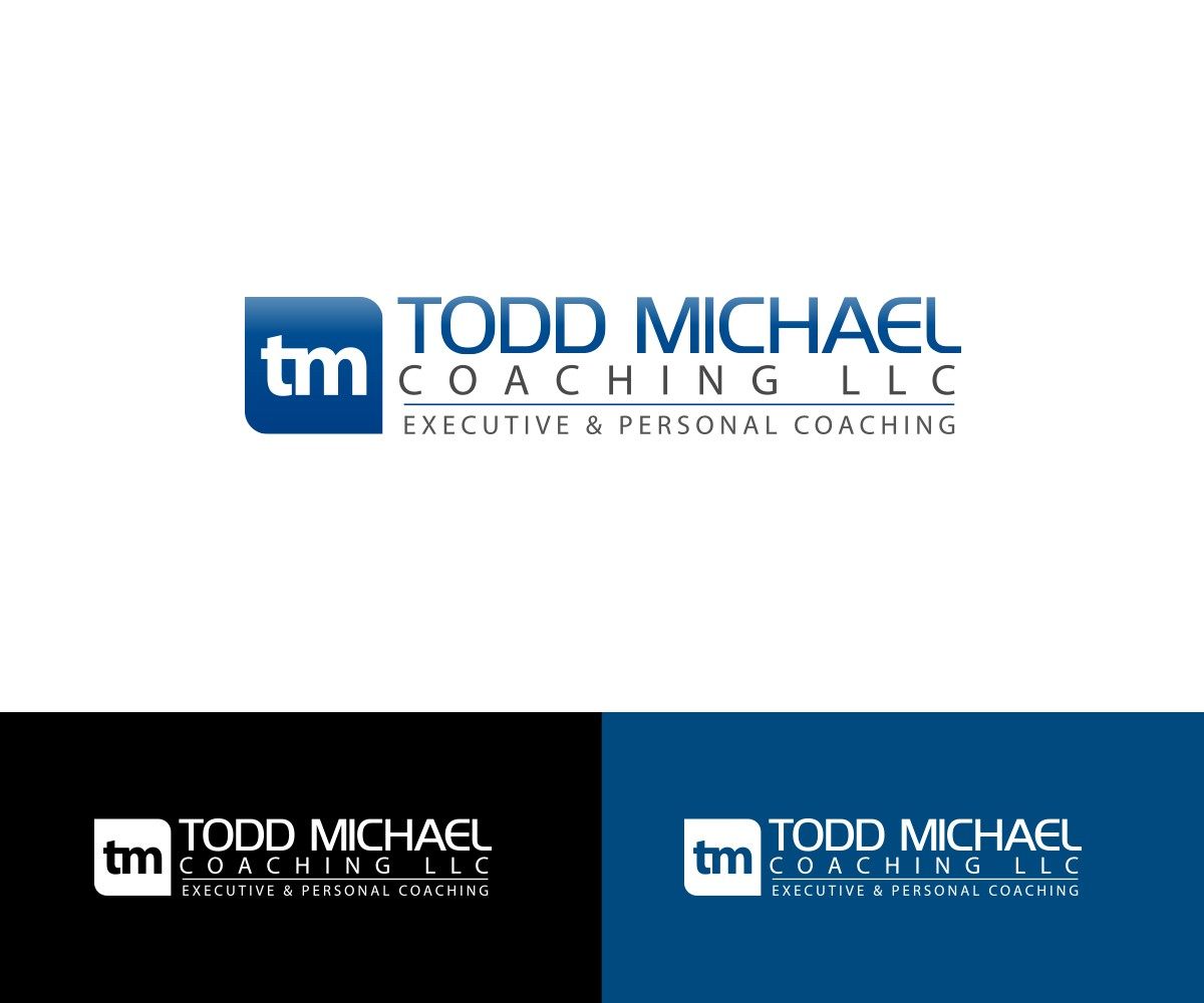 New logo wanted for TODD MICHAEL COACHING LLC
