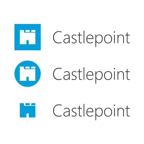 Castle Point logo design