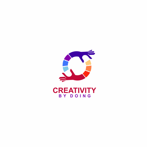 Creativity logo concept
